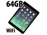 APPLE iPad 2 16GB WIRELESS BLACK GOOD CONDITION 9.7 INCH 12 MONTHS WARRANTY USB LAPTOP CHARGE