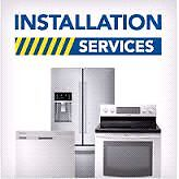 Installation of Home Appliances in GTA with excellent deals