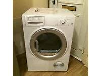 Hotpoint tcym 750c condenser tumble dryer *fire risk free manufactured 2015>*