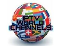 mag 254/250 12 month IPTVsubscription only europen channels UK EPL/french/turkish/itallian & more
