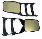 Caravan Towing Mirrors Pair Excellent Condition Quick & Easy Forrestfield Kalamunda Area Preview