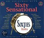 cd - Various - Sixty Sensational Sixties Hits