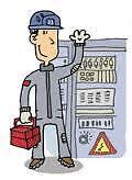 examen electricien construction.cmeq.sceau rouge