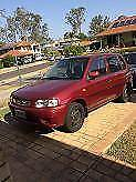 2000 Mazda 121 Hatchback low k's and good quality