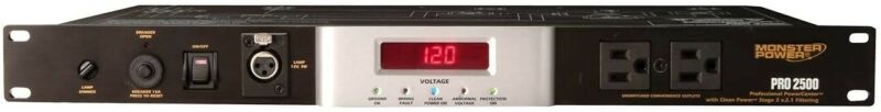 Monster Power Pro 2500 Power Center
