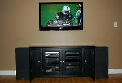 Wall Mount for flat screen TV --> paid $250, asking $50!
