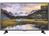 """BUSH 48"""" INCH FULL HD LED TV WITH BUILT IN FREEVIEW ##CAN BE DELIVERED##"""