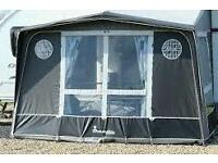 Isabella Magnum Carbon X Porch Awning. VGC.