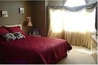 Large room for rent in beautiful model Home in Whitby/Oshawa boa