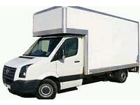 Man and van hire for house,office and rubbish collection 24/7