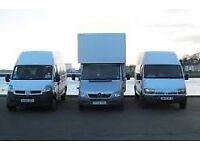 Fully Insured Man and Van Hire House Office Moving Rubbish Removal Piano delivery Nationwide Europe