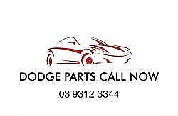 DODGE PARTS SPECIALIST, DODGE SPARES DODGE WRECKERS CALL NOW