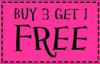 Finders Keepers 2014 - BUY 3 get 1 FREE!!! (Until June 30th)