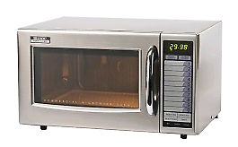 Sharp new commercial microwave oven stainless steel | in Small Heath, West  Midlands | Gumtree