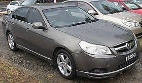 HOLDEN EPICA FOR WRECKING HOLDEN EPICA PARTS CALL US Sunshine Brimbank Area Preview