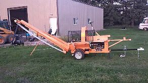Range Road firewood processors log splitter RR20T-4