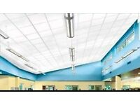 B.C DRY LINING. SUSPENDED CEILINGS AND PARTITION WALLS .SOUND PROOFING .INSULATING . DRY WALL.