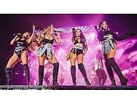 4 AMAZING LITTLE MIX TICKETS FOR SALE LONDON 02 26TH OCTOBER 2017