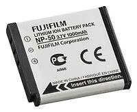 Original Fuji Akku Np50 Für X10 F100 F70 F200 Usw Np-50