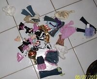 Collection of Bratz clothes for sale