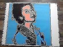 Kimiko by Andy Warhol Canvas Print  New.  Good quality Mornington Clarence Area Preview