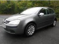 VW GOLF 1.9 TDI SE, Diesel, 130 bhp, 2006 model, FULL DEALER SERVICE HISTORY. VERY NEAT AND CLEAN