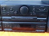Pioneer half rack size Receiver SX-P420 - turntable input only