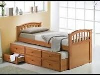 Single''Joseph'' Cabin Bed.