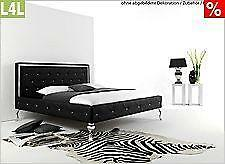 bett strass ebay. Black Bedroom Furniture Sets. Home Design Ideas