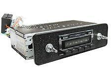 Classic Car Radio Replacement