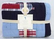 Pottery Barn Boys Bedding