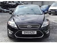 2011 Ford Mondeo 2.0 TDCI. Titanium-X. Face lift. Very high spec.