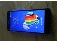 Lenovo android smartphone. samsung galaxy note2, 3 or 4 size, 5`5 screen 3months old