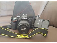 Nikon D3200 DSLR Camera as new