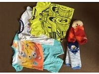 Age 2-3 boys clothes bundle