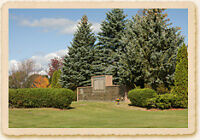 Family Cemetery Site - Estate Sale: Up to 50% Off Cemetery Price