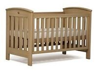 BOORI Classic Cot Bed, with under drawer and mattress
