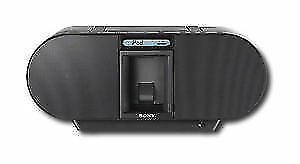 Sony ZSS4IP 30-Pin iPod/iPhone Speaker Dock Boombox / CD Play