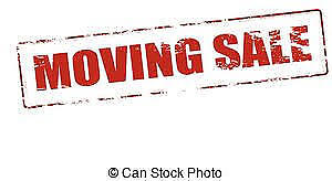 Moving Sale - As listed OBO