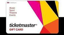 Ticketmaster ticket valued at $100 Earlwood Canterbury Area Preview