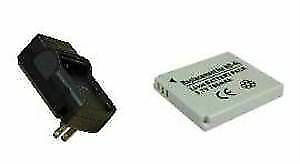 NB6L Battery and Charger for Canon SX530, SX600 SX610 SX710