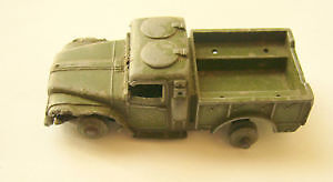 Dinky Toy Military Vehicle # 641 Army 1 Ton Cargo Truck