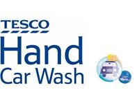 Tesco Sutton Car Wash