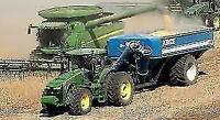 Farmhelp available for Harvest; Experienced Operator