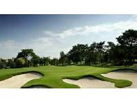 Golf Tour Manager required for SE Asia - immediate!