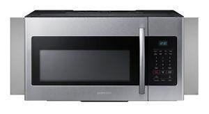 Charmant 36 Over The Range Microwaves