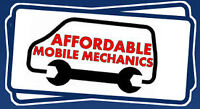 Certified Mobile Mechanic Affordable Rates 416-564-6876