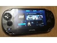 ps vita oled 3g version with heihachi sleeve