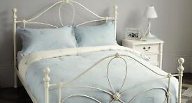 Laura Ashley King Size Double Bed Frame