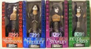 Kiss McFarlane busts set of four new in box London Ontario image 1